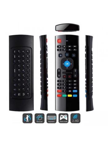 Аэромышь-клавиатура-пульт-микрофон MX3
