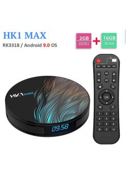 Приставка ТV-box HK1 Max