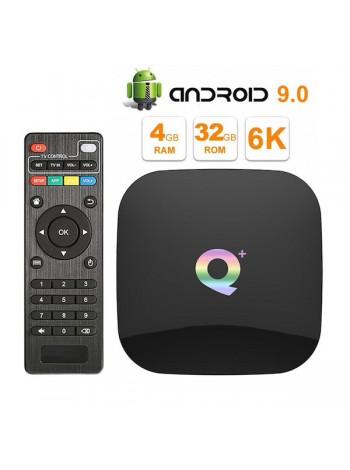 ТВ приставка  (Android TV Box) Орбита Q+