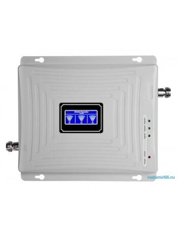 Репитер трехдиапазонный 900/1800/2100 Орбита OT-GSM04