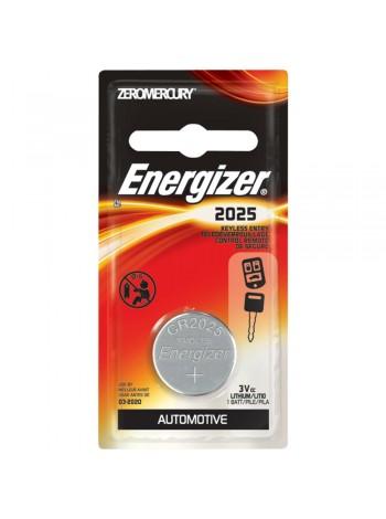 Батарейка CR2025 ENERGIZER