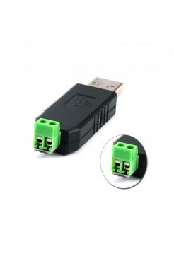 Преобразователь интерфейсов USB в RS485