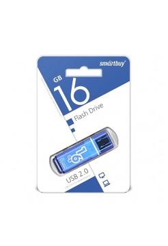 USB флешка 16 Гб SmartBuy Glossy