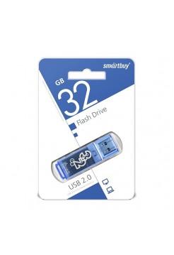 USB флешка 32 Гб SmartBuy Glossy