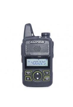 Рация Baofeng BF-T1 mini UHF (400-470МГц)
