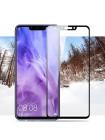 Защитное стекло для Huawei черное
