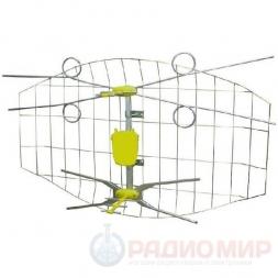 Антенна для цифрового ТВ уличная РЕШЕТКА ASP-4 Lux
