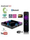 ТВ приставка Android H96 Max 4/32 Gb