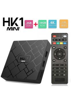 Android TV приставка 2/16 Гб HK1 Mini