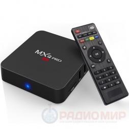 Android TV приставка 1/8 Гб MXQ Pro 4K