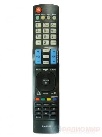 Универсальный пульт управления Орбита OT-DVC04 для телевизоров LG
