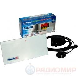 Антенна для цифрового ТВ комнатная Цифра.12V