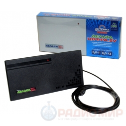 Антенна для цифрового ТВ комнатная Цифра.5V