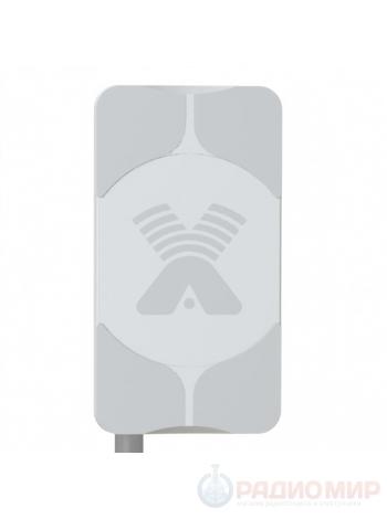 3G+4G антенна AGATA-2F MIMO 2x2 (75 Ом)