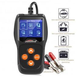 Диагностический тестер аккумуляторов Konnwei KW600