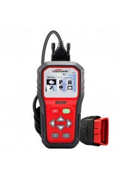 Диагностический автосканер Konnwei KW818