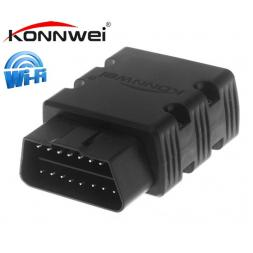 Диагностический адаптер ELM327 (OBD-2, v2.1, Wi-Fi) Konnwei KW-902