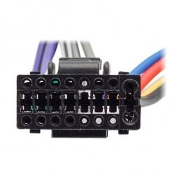 Переходник ISO для JVC, Kenwood магнитолы ASH-019