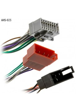 Переходник ISO для Panasonic магнитолы ASH-023