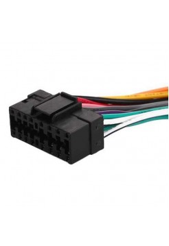 Разъем для магнитолы Sony, JVC ASH-030