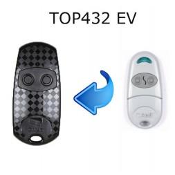 Пульт универсальный для ворот, шлагбаумов CAME TOP-432EV