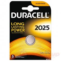 CR2025 Duracell батарейка