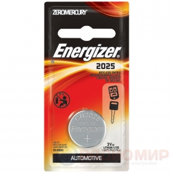 CR2025 Energizer батарейка