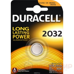 CR2032 Duracell батарейка