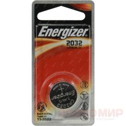 CR2032 Energizer батарейка