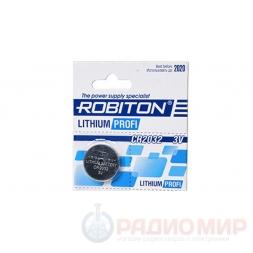 CR2032 Robiton батарейка