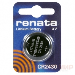 Батарейка CR2430 Renata