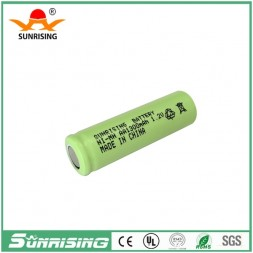 АА аккумулятор 1300мАч Sunrising с выводами под пайку