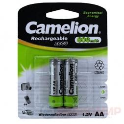АА аккумулятор  600мАч Camelion