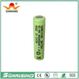 ААА аккумулятор 400мА Sunrising с выводами под пайку