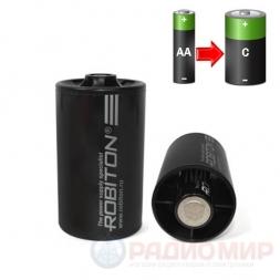 Адаптер для батареек AA → C