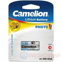 CR123A Camelion батарейка