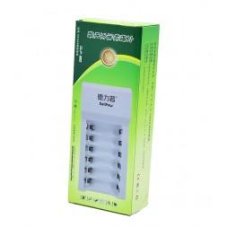 Зарядное устройство Delipow DLP-602 (6*AA/AAA)
