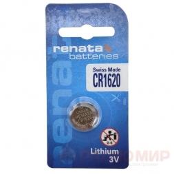 CR1620 Renata батарейка