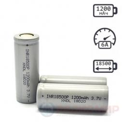 18500 1200мАч аккумулятор KPY INR18500 6A