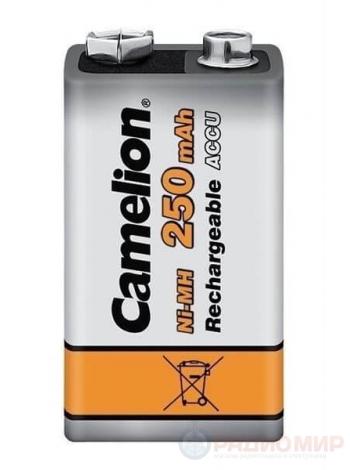 Аккумулятор 6F22 Крона Camelion 230mAh