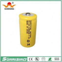 R14 аккумулятор 2500мАч Ni-Cd Sunrising