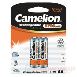 АА аккумулятор Camelion