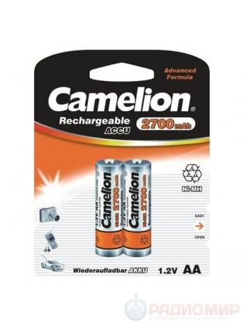Аккумулятор Ni-Mh R6 Camelion