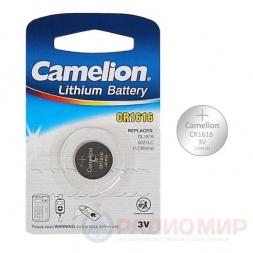 CR1616 Camelion батарейка