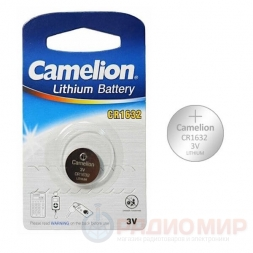 CR1632 Camelion батарейка