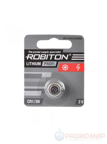 Батарейка CR1/3N Robiton