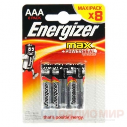 Батарейка AAA (LR3) Energizer