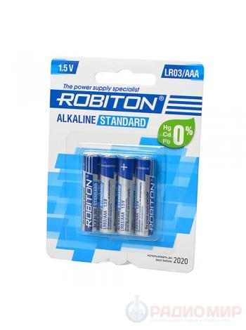 Батарейка AAA (LR3) Robiton