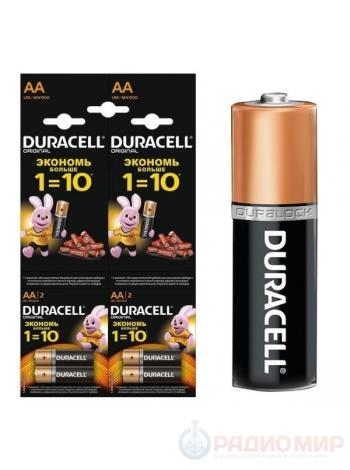 Батарейка AA (LR6) Duracell