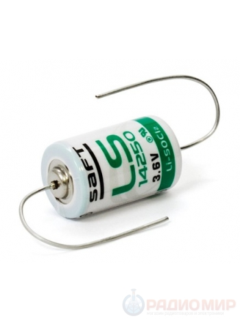 Батарейка LS 14250 CNA SAFT 1/2AA(LR06)